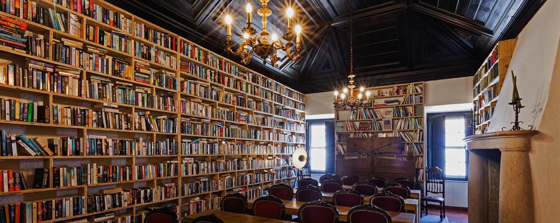 sala reunioes – the literary man obidos hotel