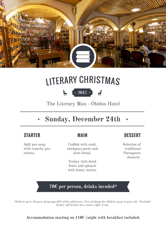 literary Christmas 2017